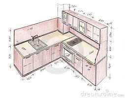 Kitchen Design Sketch 26 Amazing Interior Designs Kitchen Sketches Rbservis Com