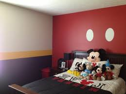 bedroom mickey mouse toddler bedroom set room in a box mickey