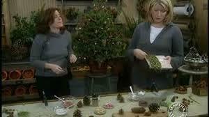 video glitter pinecone hanging ornaments martha stewart