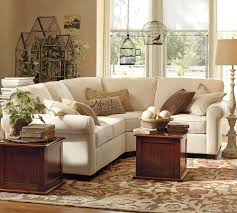 Pottery Barn Turner Sofa by Small Sectional Sofa Pottery Barn Video And Photos
