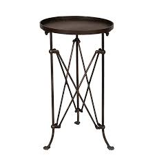 round metal side table metal accent table metal side table target round metal accent table