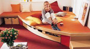 costruire letto giapponese letto a scomparsa sotto il palchetto bricoportale fai da te e