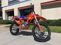 new 2017 ktm 250 sx f factory edition motorcycles in el cajon ca