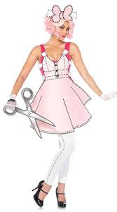 pink costumes paper doll costume paper doll costume pink doll costume