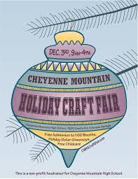 cheyenne mountain high craft fair home