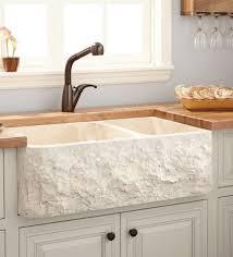 Kitchen With Farm Sink - farm sinks u2022 insteading