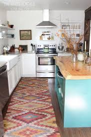 Farmhouse Kitchen Designs Kitchen Style All White Farmhouse Kitchen Design Colorful Zizzag