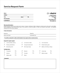 Project Request Form Template Excel Computer Service Request Form Free Forms Free Investment