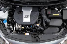 mitsubishi gdi turbo 2015 kia forte5 sx first test motor trend