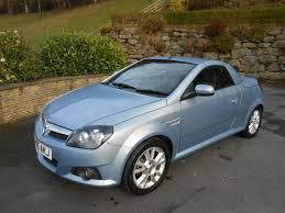 vauxhall convertible vauxhall tigra 1 3 cdti sport convertible car for sale llanidloes