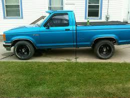 Ford Ranger With Truck Camper - blue black wheels ford ranger pinterest black wheels ford