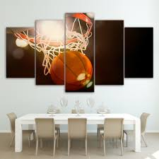 Framed Art For Dining Room by Online Get Cheap Basketball Framed Art Aliexpress Com Alibaba Group