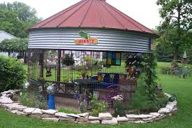 the corn crib gazebo garden in the country pinterest yards