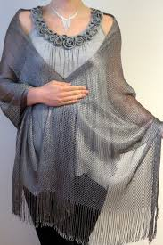 dressy evening shawls wraps in silk for women yours elegantly