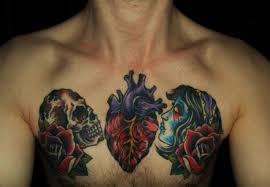 download heart tattoo ideas for men danielhuscroft com