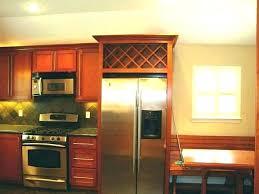 wine rack cabinet over refrigerator wine racks fridge wine rack universal fridge bottle wine rack