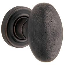 Baldwin Door Hardware Baldwin Estate Oil Rubbed Bronze Bed Bath Egg Knob 5025 102 Priv 2