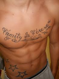 chest tattoos and designs page 486