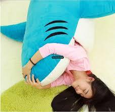 Shark Bean Bag Shop Dorimytrader Animal Shark Beanbag Plush