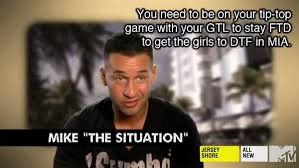 Jersey Shore Memes - 8 lessons we all learned from watching jersey shore