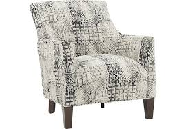 Grey Accent Chair Austwell Gray Accent Chair Accent Chairs Gray