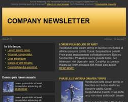 free newsletter templates for email marketing websites we recommend