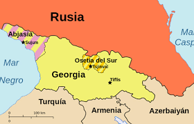 south ossetia map spain does not recognize south ossetia opened office in barcelona