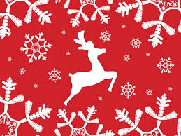 reindeer xmas free vector christmas vector graphics art free