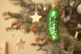 christmas pickle the story of the christmas pickle