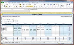 Retirement Planning Excel Spreadsheet 4 Employee Schedule Excel Spreadsheet Excel Spreadsheets Group