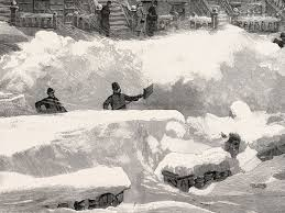 Worst Blizzard In History by Remembering The Storm That Shut Down New York City Abc News