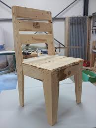 Diy Outdoor Wood Chairs by Diy Pallet Wood Chair Pallet Chair Pallets And Pallet Stool