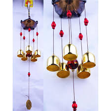 Cheap Online Shopping For Home Decor Feng Shui Copper Bells Online Feng Shui Copper Bells For Sale
