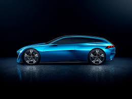 peugeot car history peugeot instinct concept car photos features business insider