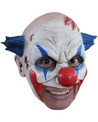 scary masks bloody clown mask horror mask scary masks scary mask horror shop