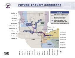 Mesa Arizona Map by Phoenix Tempe Mesa Light Rail Grand Opening Skyscraperpage Forum