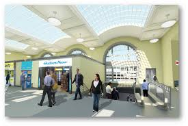 New York Amtrak Stations Map by Design Build Team Selected For Rochester U0027s New Intermodal Station