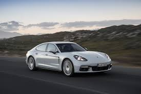 new porsche 4 door first drive 2018 porsche panamera 4 e hybrid automobile magazine