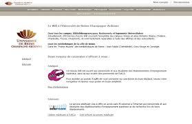 urca services numeriques bureau virtuel