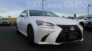 lexus hs 2017 2017 lexus gs350 3 5 l v6 review youtube