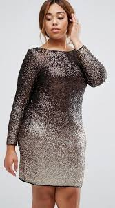 27 plus size sequin dresses with sleeves alexa webb