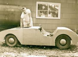 crosley car crosley powered plywood sporty car my vehicles