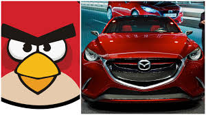 mazda 2 suv new mazda2 to feature angry birds design language autoevolution