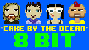 cake by the ocean 8 bit remix cover version tribute to dnce