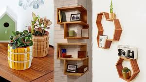 Diy Room Decor Ideas Diy Room Decor 18 Easy Crafts Ideas At Home For Teenagers Room