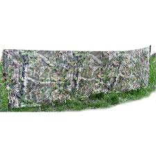 hunters specialties blind portable realtree xtra 8 ft bowhunters