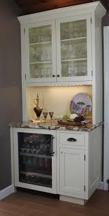 kitchen room undercounter beverage refrigerator glass door under