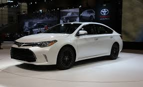toyota car models and prices 2016 toyota avalon photos and info u2013 news u2013 car and driver