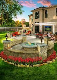 Best Backyard Designs 703 Best Backyard Landscape Design Images On Pinterest Backyard