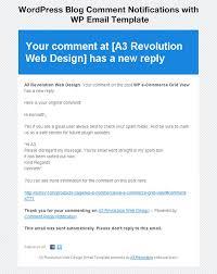 wp email template u2014 wordpress plugins